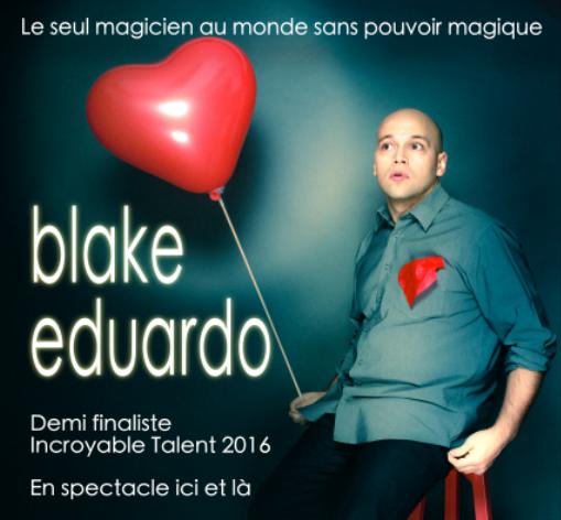 Blake Eduardo - affiche
