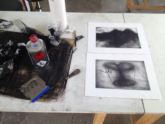 Image atelier estampe